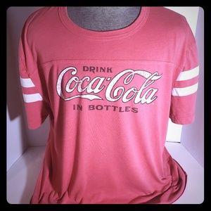 Men's Vintage Coca-cola T-shirt